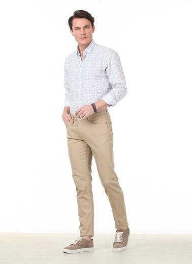 Kip Klasik Pantolon Vizon